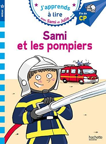 Sami et Julie CP Niveau 3 Sami et les pompiers par  Emmanuelle Massonaud