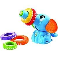 """LeapFrog 600303 """"Stack/Tumble Elephant"""" Toy"""