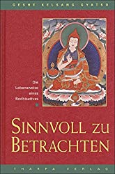 Sinnvoll zu betrachten: Die Lebensweise eines Bodhisattvas