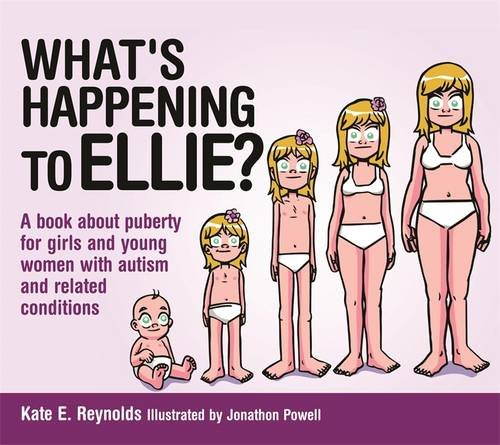 What's Happening to Ellie? Cover Image