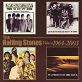 The ROLLING STONESTime is on my side 4-track CARD SLEEVE 1) Time is on my side 2) Have you seen your mother baby standing in the shadow ? 3) Jumpin' jack flash 4) Sympathy for the devil (Neptunes remix video) DVD SINGLE