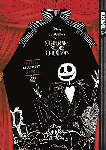 Disney Tim Burton's The Nightmare Before Christmas: Special Collector's Manga (Hardcover)
