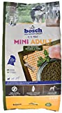 bosch HPC Mini Adult mit frischem Geflügel & Hirse | Hundetrockenfutter für ausgewachsene Hunde kleiner Rassen, 1 x 3 kg