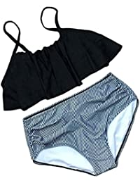 3a0b43804929 Amazon.es: ropa de baño mujer 2018 - DELEY / Conjuntos / Bikinis: Ropa
