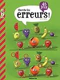Mon Grand Livre de Jeux : Cherche les Er...