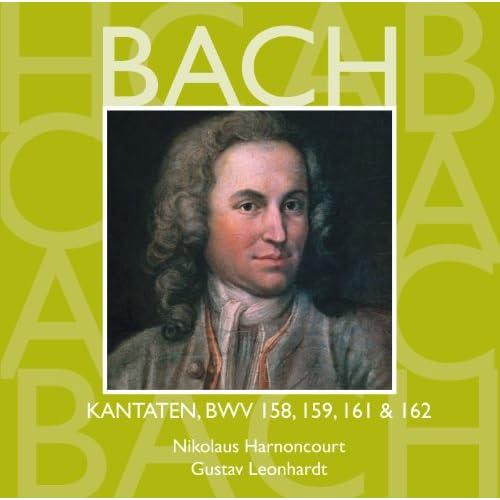"""Cantata No.158 Der Friede sei mit dir BWV158 : II Aria & Chorale - """"Welt ade! ich bin dein müde"""" [Bass, Boy Soprano]"""