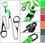 eaglefit® Sling Trainer mit Umlenkrolle Trainingsposter