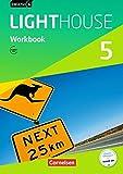 English G Lighthouse - Allgemeine Ausgabe / Band 5: 9. Schuljahr - Workbook mit Audio-Materialien - Gwen Berwick, Sydney Thorne