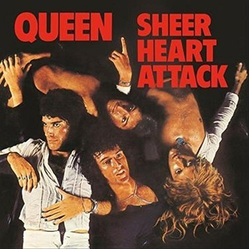 Queen - Sheer Heart Attack (Limited Edition) [Vinyl LP]
