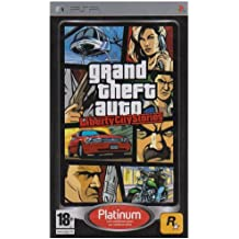 GTA : Liberty City stories - platinum
