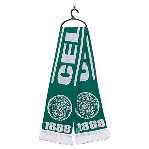 Mercancía oficial de fútbol Celtic Fc Bufanda