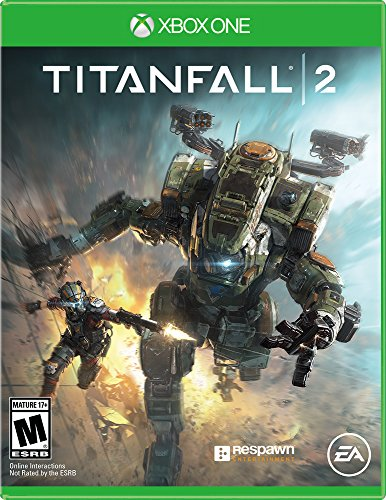 TITANFALL 2 XB1  available at amazon for Rs.4872