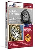 Englisch-Komplettpaket: Lernstufen A1 bis C2. Fließend Englisch lernen mit der Langzeitgedächtnis-Lernmethode. Sprachkurs-Software auf DVD für Windows