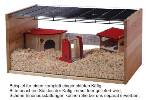 Mäuse- & Hamsterkäfig - Nagarium AGADIR 100 natur -