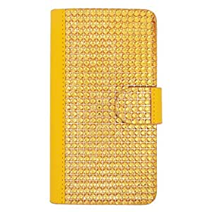 Eagle Cell Wallet Case for LG Tribute 2 LS665/Leon C40/Destiny L21G/Power L22C - Retail Packaging - Gold