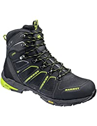 Womens Wander-Schuh Mercury III GTX Low Rise Hiking Shoes, Black-Black, 4.5 UK Mammut