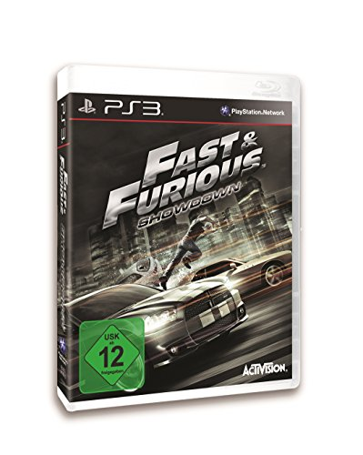 Fast & Furious Showdown [PlayStation 3] (Rio Spiel Ps3)