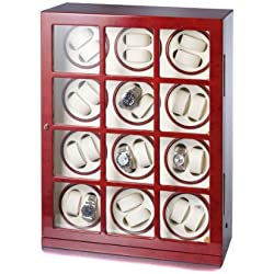 Raoul U Brown Watch Winder for 24 Watches Watchwinder root