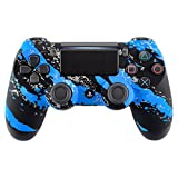 eXtremeRate Front Gehäuse Shell Blenden für PS4Slim PS4Pro Controller (cuh-zct2jdm-040jdm-050jdm-055)