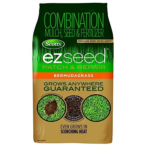 FARMERLY Bermuda Grass Seed-Patch Rir 10 lb EZ Rasen Mix ERN Staatsprämien Scott by -