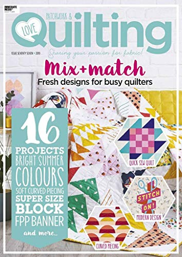 Love Patchwork and Quilting -