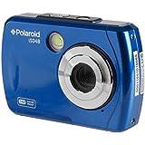 Unterwasser wasserdicht Instant Polaroid IS048 Digitalkamera teilen - 16MP wasserdicht bis zu 10 Meter - 2,4-Zoll-Bildschirm (Blau)