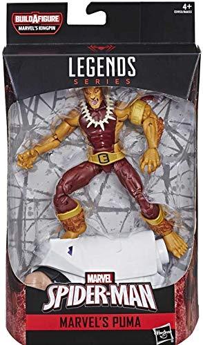 Collector Avengers Legends Serie - Puma - Bauen Sie eine Figur, Marvel's Kingpin (2), Action Figure, Ca. 6