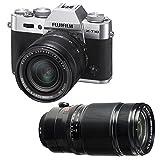 Fujifilm x-t10Silver + 18–55+ 50–140