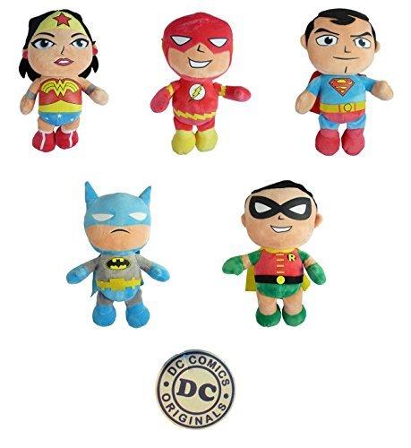 DC Comics 208580 - Plüsch, Superhelden, Größe 3