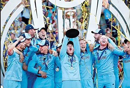 ICC WORLD CUP FINAL 2019 di Subhashish Nayak