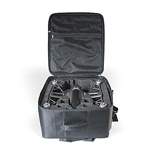Kompakter Yuneec Typhoon Q500 Rucksack + kostenloses Flugnachweisheft - hochwertig und leicht zu Tragen - viel Platz für Zubehör - Koffer Rucksack - - 2
