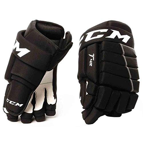 CCM T4R III Handschuhe Senior, Größe:14 Zoll;Farbe:schwarz