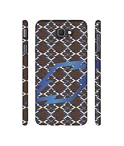 NattyCase Pattern Art Design 3D Printed Hard Back Case Cover for Samsung Galaxy J7 Prime