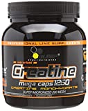Olimp Creatine 1250 Mega Capsules - Pack of 400 Capsules by Olimp