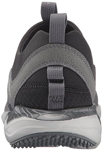 Merrell mens 1SIX8 mesh traspirante Light Athletic mocassino scarpe da ginnastica Black