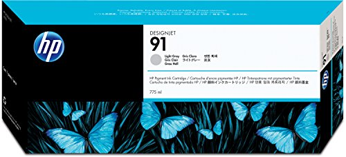 HP 91 Tête d'impression d'origine Gris Clair Vivera 775 ml