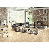 Eiche Holz Effekt glasiert Wand und Bodenfliesen 15x 80cm–9mm–£ 18,95/qm