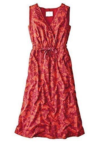 Kleid Sommerkleid von Eddie Bauer - Rot Gr. 4 (34)