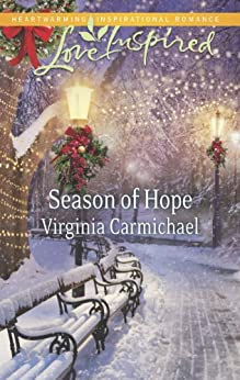 Season of Hope (Love Inspired) von [Carmichael, Virginia]