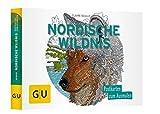 Nordische Wildnis: Postkartenbuch zum Ausmalen (GU Kreativ Non Book Spezial)