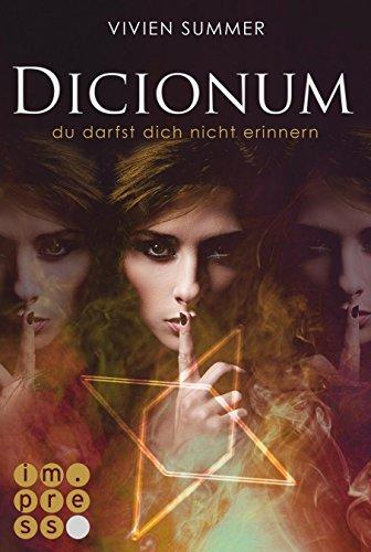 Dicionum 3: Du darfst dich nicht erinnern von [Summer, Vivien]