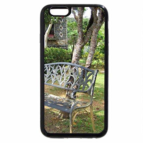 iPhone 6S / iPhone 6 Case (Black) Stone house