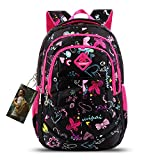 Best School Bags - Bebamour School Bag Backpack for Girls Butterfly Review