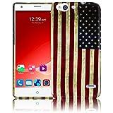 ZTE Blade S6 4G LTE USA VINTAGE Silikon Silikon