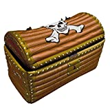 Henbrandt Inflatable Treasure Chest