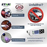 Etari ET 111 - Medidor de espesor de revestimientos