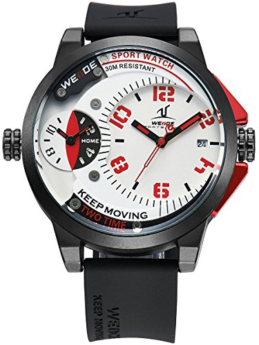 alienwork-dualtime-quartz-watch-multi-time-zones-wristwatch-xxl-oversized-polyurethane-white-black-o
