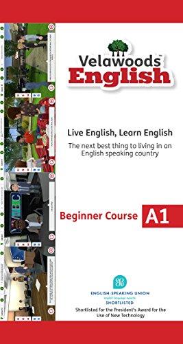 Cours d'anglais complet pour débutant (A1) - Apprendre l'anglais à Velawoods
