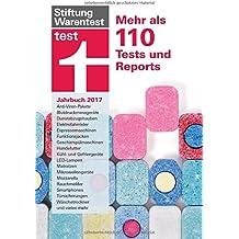 test Jahrbuch 2017: Mehr als 110 Tests und Reports
