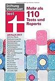 test Jahrbuch 2017: Mehr als 110 Tests und Reports -